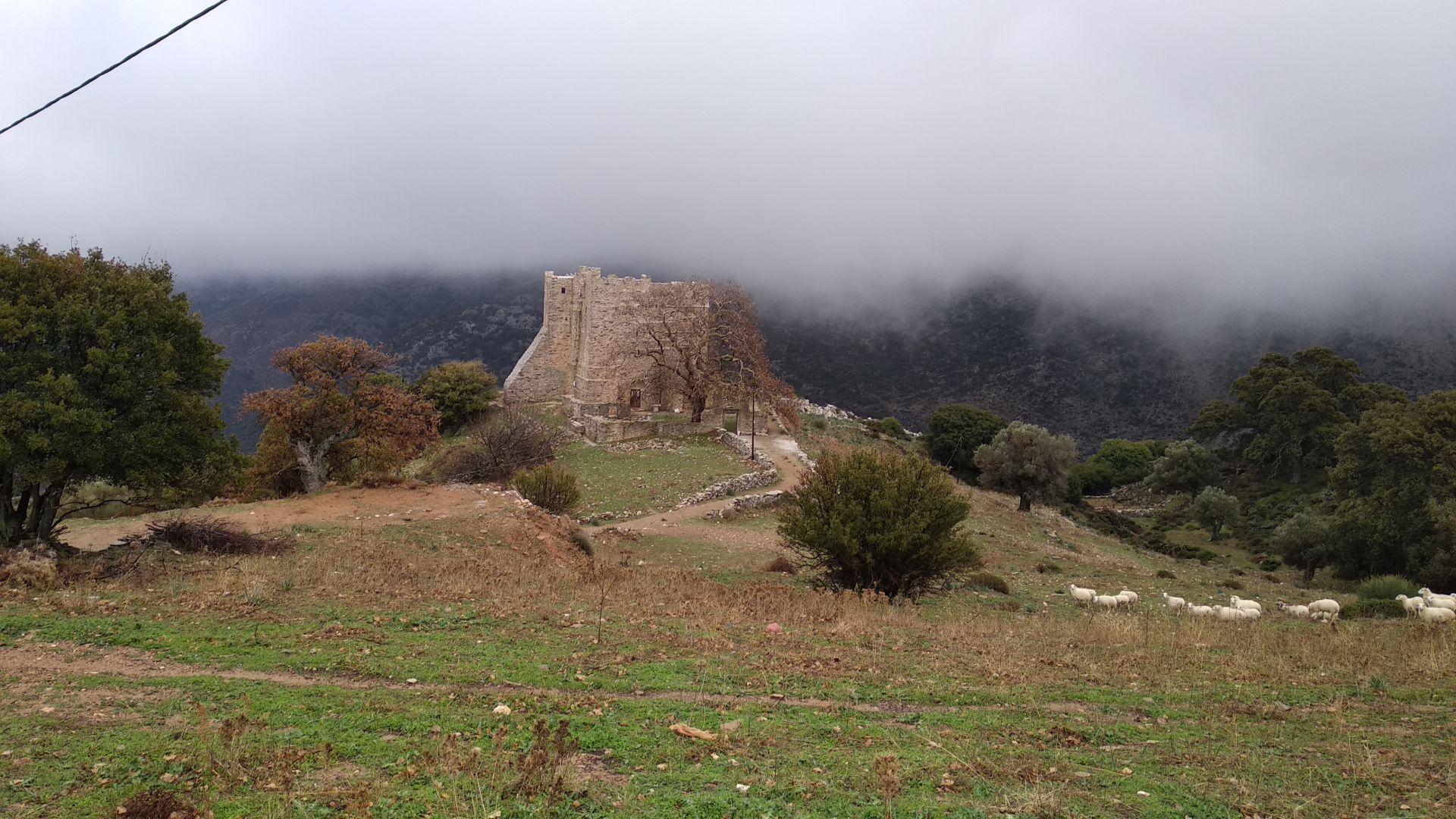 Naxos Strada – My 50km Trekking Experience